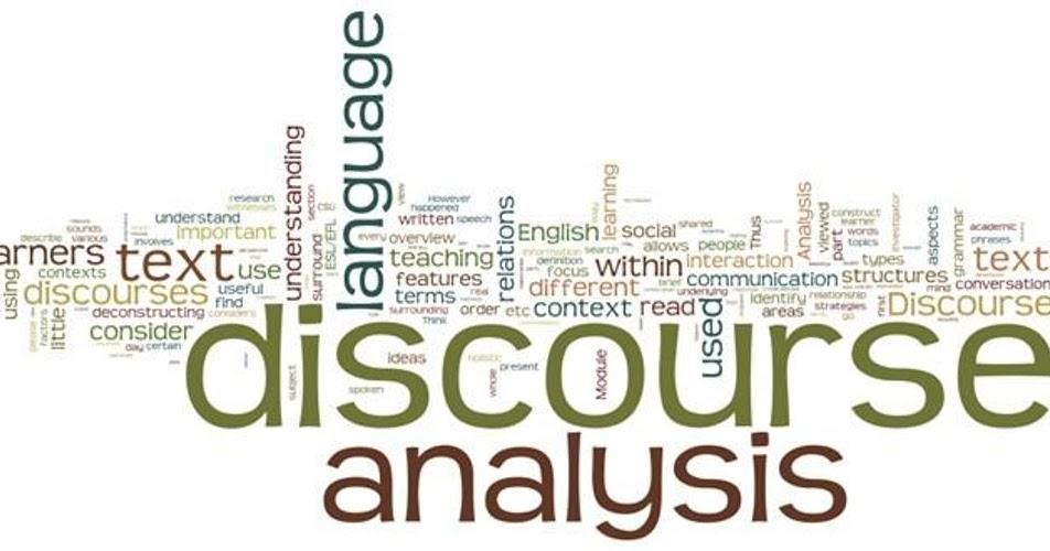 Critical Discourse Analysis (CDA) C - 12122